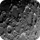 Clavius and surrounding area,                                Wes Higgins