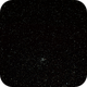 M93 an Open Cluster in Puppis,                    RonAdams