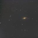Messier 104,                                Anton