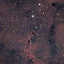 Elephant Trunk Nebula  IC1396,                                alpheratzlaboratory