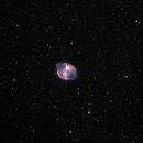 Dumbell Nebula,                                John Burns