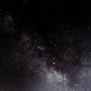 Milky Way,                                Jacob McSwain