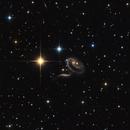 ARP 273 The Rose Galaxy,                                Debra Ceravolo