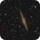 NGC 891 - Silver Sliver - Unbarred Spiral Galaxy,                                  Jerry Macon
