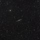 NGC891,                                Станция Албирео