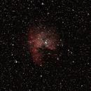 NGC 281, The Pacman Nebula,                                brewatl