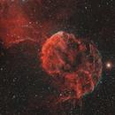 Jellyfish Nebula (IC 443),                                Luca Marinelli