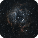 The Famous Winter/Summer Rosette, NGC2244,                                astropical