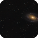 M81 and M82 Bode's and Cigar Galaxies,                                Jordan Lawrence