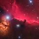 Horsehead and Flame nebula,                                Emmanuel  Malakop...