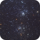 NGC869 - NGC884 - the Double cluster of Perseus,                                  Gianni Cerrato
