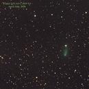 Comet Atlas C/2019 Y4 breaking up,                                John O'Neal, NC Stargazer