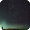 Northern Milky Way from Assateague Island,                                JDJ