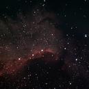 Cygnus Wall,                                AlexanderPyaty