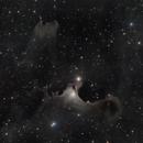 VdB 141 - The Ghost Nebula,                                Jason Guenzel