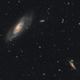 M106, NGC4217 and surroundings,                                Volker Gutsmann