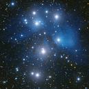 M45 Pleiades,                                Norbert Lupták
