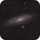 M31, M32 & M110 (Astrotracer),                                AlenK