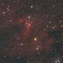 Cave Nebula,                                Detlef Möller