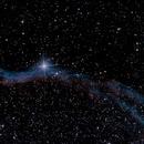 NGC 6960 The Western Veil,                                  Ian Papworth