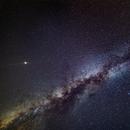 Mars and Milky Way,                    William Attard Mc...
