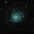 Pinwheel Galaxy (M101),                                petar1