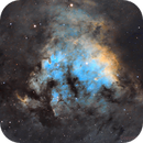 NGC 7822 H-HSO,                                Starlord2407