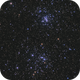 First Light - QHY183M, The Double Cluster,                                Scott