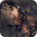 Milky Way in Scutum,                                  AC1000