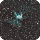 Thor's Helmet NGC 2359,                                Faris Al Said