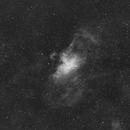 Eagle Nebula,                                Dan Kordella