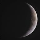 Crescent Moon on 2020-12-18,                                Jérémie