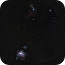 The Orion Constellation,                                Tyler Black
