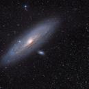 Andromeda galaxy RHaVB with StarAdventurer,                                  -Amenophis-