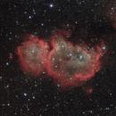 The Soul Nebula (IC 1848),                                Marcel Nowaczyk