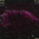 Caldwell 33 (Eastern Veil Nebula),                                Carpe Noctem Astronomical Observations