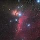 IC 434, Pferdekopf,                                Nabucco