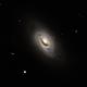 M64 Blackeye Galaxy,                                Everett Lineberry