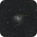 Supernova 2017eaw in NGC 6946,                                Jens Zippel