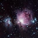 M42 Orion Nebula,                                Francois Charron
