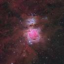 M42 and surroundings - Wei-Hao Wang's Raw Data,                                pfile