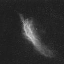 NGC 1499 @ H-Alpha,                                Wolfgang Zimmermann
