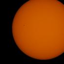 ISS Solar Transit,                                Vinicius Neves