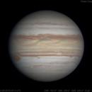 Jupiter | 2019-08-09 3:47 | RGB,                                Chappel Astro