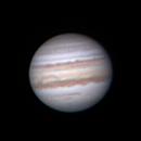 Jupiter (09 Aug 2019, 19:27UT),                                Bernhard Suntinger