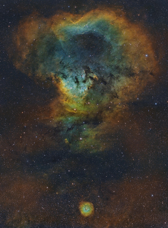 The Question Mark Nebula,                                Gabe Shaughnessy