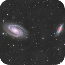 M81 and M82,                                Phil Brewer