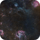 NGC1953 - NGC1872 - NGC1910,                                Michel Lakos M.