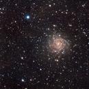 IC 342 Galaxy,                                star-watcher.ch