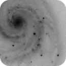 LBV 2019ABN in Whirlpool Galaxy (M51) Animation,                                  Chuck's Astrophot...